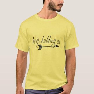メンズワイシャツの把握を保って下さい Tシャツ