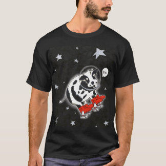 メンズ基本的なTシャツ Tシャツ