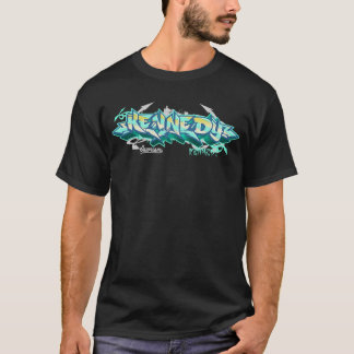 メンズ落書き: ケネディStreetwear Tシャツ