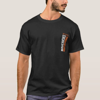メンズ2011-2012異端者の招待のティー Tシャツ