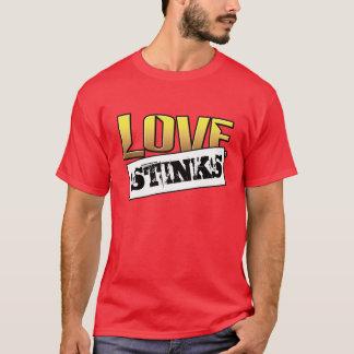 メンズ-愛悪臭 Tシャツ