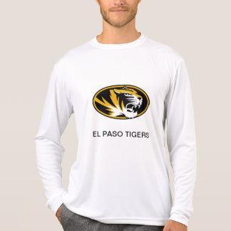 メンズMicrofiber L/S Tシャツ