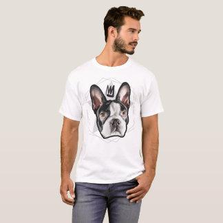 メンズStreetwear: ボストン王テリア Tシャツ