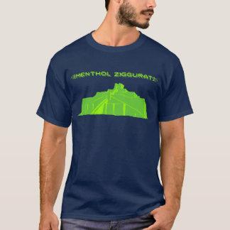 メントールのZigguratのTシャツ Tシャツ