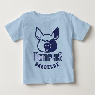 メンフィスのバーベキュー ベビーTシャツ