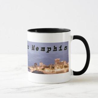 メンフィスのマグの恋しく思って下さい マグカップ