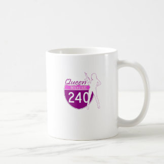 メンフィスの女王 コーヒーマグカップ