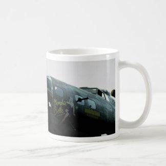 メンフィスの美女、鼻の芸術 コーヒーマグカップ