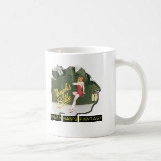 メンフィスの美女Pin コーヒーマグカップ