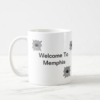 メンフィスへようこそ コーヒーマグカップ