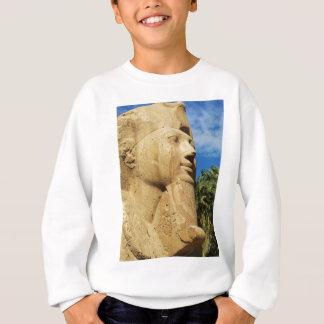 メンフィスエジプトのスフィンクス スウェットシャツ