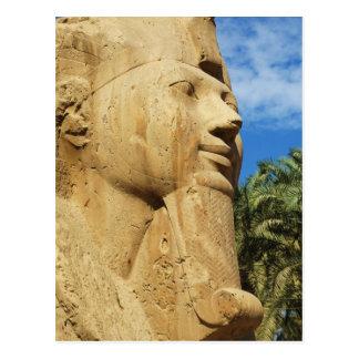 メンフィスエジプトのスフィンクス ポストカード