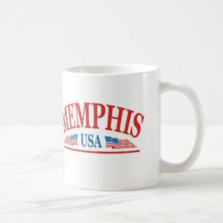 メンフィステネシー州米国 コーヒーマグカップ