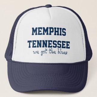 メンフィステネシー州-トラック運転手の帽子 キャップ