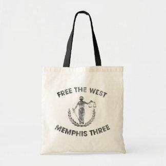 メンフィス西の3のバッグ トートバッグ