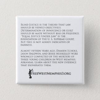 メンフィス西の3 (ATAデザイン)ボタン 缶バッジ