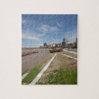 メンフィス都市スカイライン ジグソーパズル