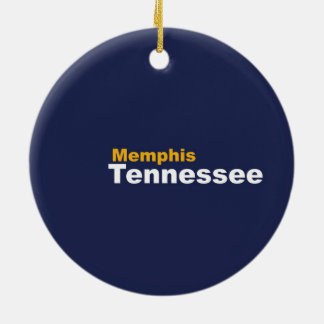メンフィス、テネシー州のオーナメント セラミックオーナメント