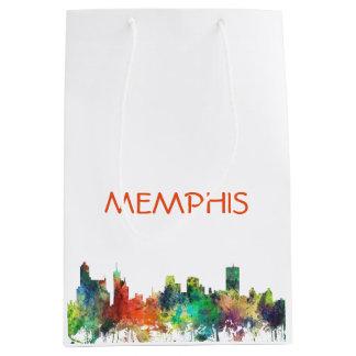 メンフィス、テネシー州のスカイラインSP - ミディアムペーパーバッグ