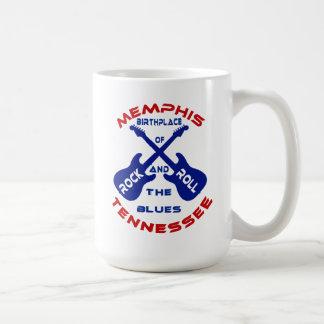 メンフィス、テネシー州 コーヒーマグカップ
