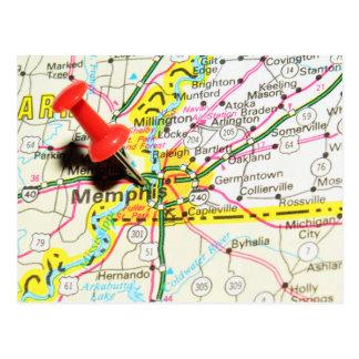 メンフィス、テネシー州 ポストカード