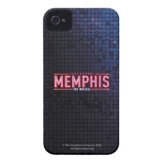メンフィス-音楽的なロゴ Case-Mate iPhone 4 ケース