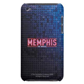 メンフィス-音楽的なロゴ Case-Mate iPod TOUCH ケース