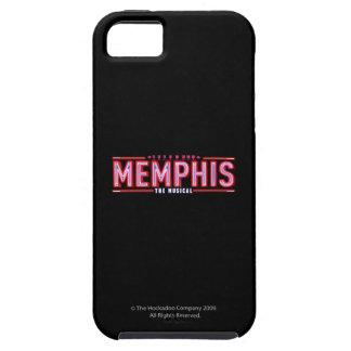 メンフィス-音楽的なロゴ iPhone SE/5/5s ケース