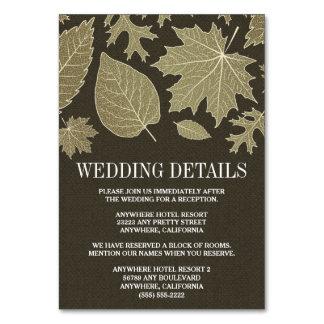 メーソンジャーの結婚披露宴の調節カード カード