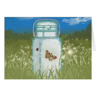 メーソンジャーの蝶 カード