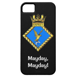 メーデー、メーデー、HMSのミサゴ iPhone SE/5/5s ケース