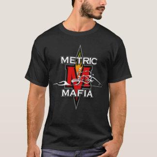 メートルマフィアのオートバイの地獄O車輪 Tシャツ