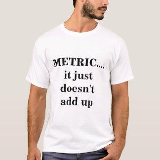 メートル Tシャツ