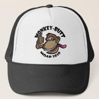 モアブ猿のお尻-帽子-黒 キャップ