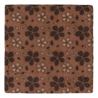 モカ花柄Trivet トリベット