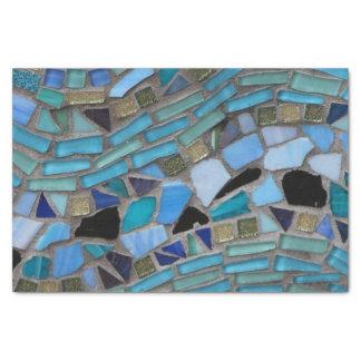 モザイクによって着色されるガラス石造りの芸術のティッシュペーパー 薄葉紙