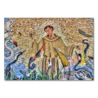 モザイクアッシジのフランチェスコ カード