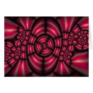 モザイクキャンデーの覆いのラマダーンの挨拶状 カード