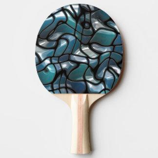 モザイクジグソーパズルの海 卓球ラケット