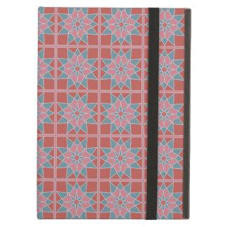 モザイク模様のケース iPad AIRケース