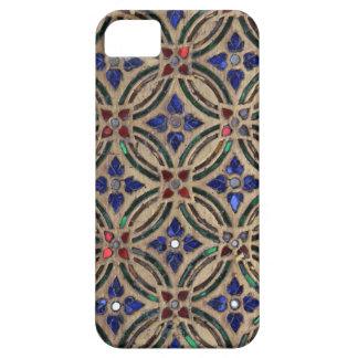 モザイク・タイルパターン石のガラスモロッコの写真 iPhone SE/5/5s ケース