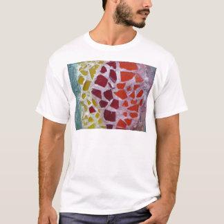モザイク Tシャツ