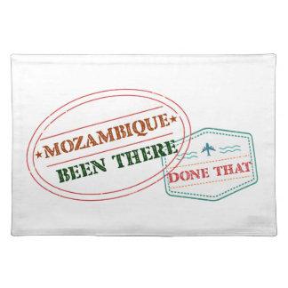 モザンビークそこにそれされる ランチョンマット