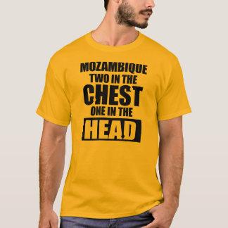 モザンビークのドリル Tシャツ