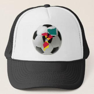 モザンビークの全国代表チーム キャップ