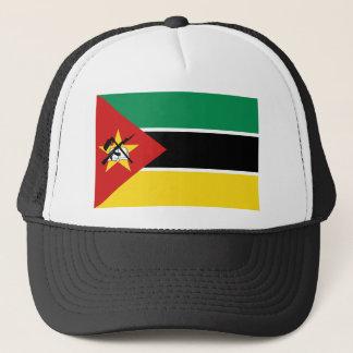 モザンビークの旗の帽子 キャップ