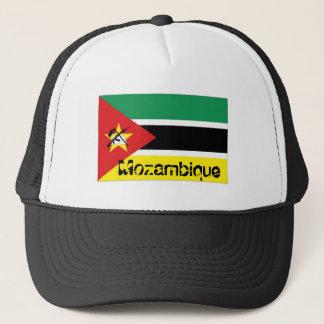 モザンビークの旗の記念品の帽子 キャップ