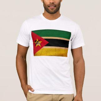 モザンビークの旗のTシャツ Tシャツ