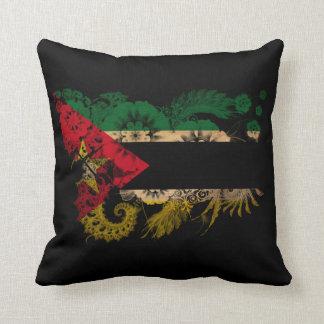 モザンビークの旗 クッション