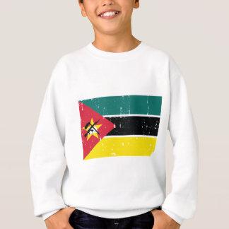 モザンビークの旗 スウェットシャツ